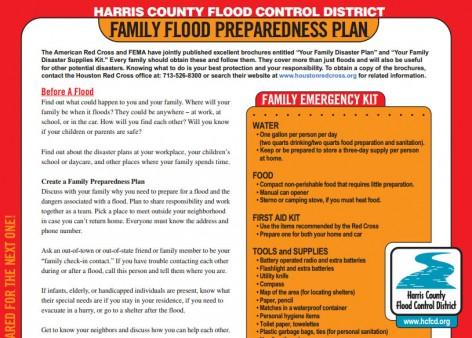 family flood preparedness plan safetymoment