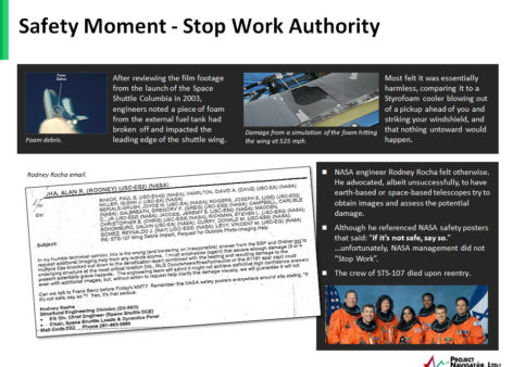 SafetyMoment